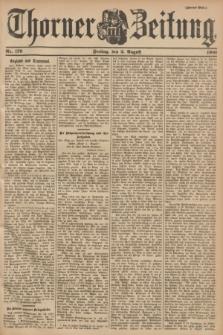 Thorner Zeitung. 1901, Nr. 179 (2 August) - Zweites Blatt