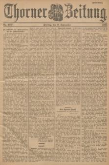 Thorner Zeitung. 1901, Nr. 209 (6 September) - Zweites Blatt