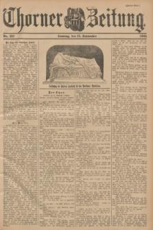 Thorner Zeitung. 1901, Nr. 217 (15 September) - Zweites Blatt