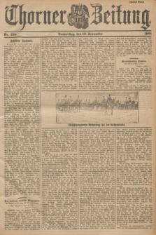 Thorner Zeitung. 1901, Nr. 220 (19 September) - Zweites Blatt