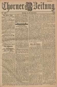 Thorner Zeitung. 1901, Nr. 227 (27 September) - Zweites Blatt