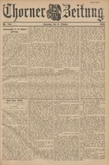 Thorner Zeitung. 1901, Nr. 235 (6 Oktober) - Zweites Blatt