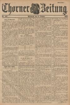 Thorner Zeitung. 1901, Nr. 237 (9 Oktober) - Zweites Blatt