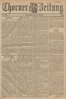 Thorner Zeitung. 1901, Nr. 238 (10 Oktober) - Zweites Blatt