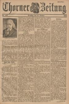 Thorner Zeitung. 1901, Nr. 242 (15 Oktober) - Zweites Blatt
