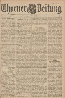 Thorner Zeitung. 1901, Nr. 253 (27 Oktober) - Zweites Blatt