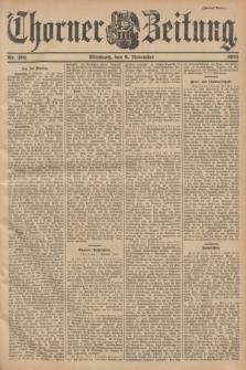 Thorner Zeitung. 1901, Nr. 261 (6 November) - Zweites Blatt