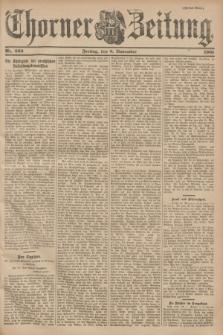 Thorner Zeitung. 1901, Nr. 263 (8 November) - Zweites Blatt