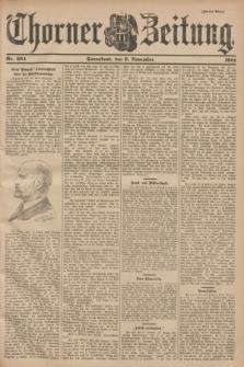 Thorner Zeitung. 1901, Nr. 264 (9 November) - Zweites Blatt