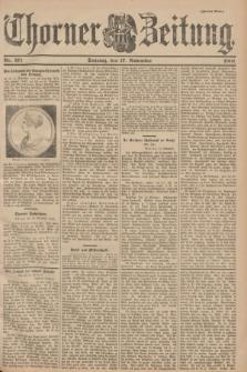 Thorner Zeitung. 1901, Nr. 271 (17 November) - Zweites Blatt