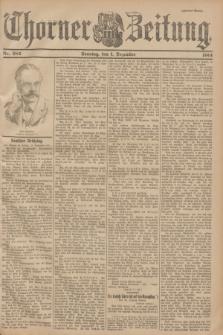 Thorner Zeitung. 1901, Nr. 282 (1 Dezember) - Zweites Blatt