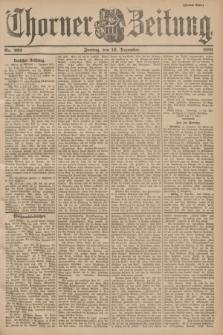 Thorner Zeitung. 1901, Nr. 292 (13 Dezember) - Zweites Blatt