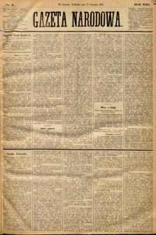 Gazeta Narodowa. 1874, nr8