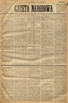 Gazeta Narodowa. 1874, nr9