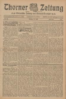 Thorner Zeitung : Ostdeutsche Zeitung und General-Anzeiger. 1905, Nr. 96 (23 April) - Zweites Blatt