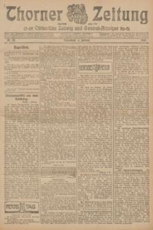 Thorner Zeitung : Ostdeutsche Zeitung und General-Anzeiger. 1906, Nr. 28 (3 Februar) + dod.