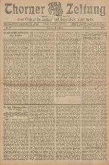 Thorner Zeitung : Ostdeutsche Zeitung und General-Anzeiger. 1906, Nr. 29 (4 Februar) - Zweites Blatt