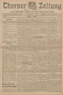 Thorner Zeitung : Ostdeutsche Zeitung und General-Anzeiger. 1906, Nr. 31 (7 Februar) + dod.