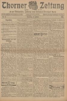 Thorner Zeitung : Ostdeutsche Zeitung und General-Anzeiger. 1906, Nr. 38 (15 Februar) + dod.