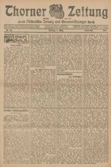 Thorner Zeitung : Ostdeutsche Zeitung und General-Anzeiger. 1906, Nr. 53 (4 März) - Zweites Blatt