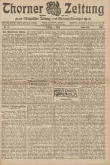 Thorner Zeitung : Ostdeutsche Zeitung und General-Anzeiger. 1906, Nr. 77 (1 April) - Zweites Blatt