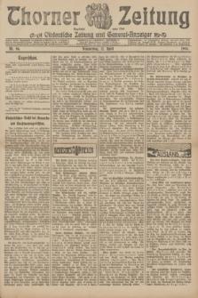 Thorner Zeitung : Ostdeutsche Zeitung und General-Anzeiger. 1906, Nr. 86 (12 April) + dod.