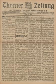 Thorner Zeitung : Ostdeutsche Zeitung und General-Anzeiger. 1906, Nr. 87 (13 April) + dod.