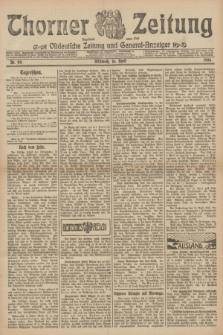 Thorner Zeitung : Ostdeutsche Zeitung und General-Anzeiger. 1906, Nr. 89 (18 April) + dod.