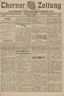 Thorner Zeitung : Ostdeutsche Zeitung und General-Anzeiger. 1906, Nr. 109 (11 Mai) - Erstes Blatt + dod.