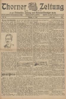 Thorner Zeitung : Ostdeutsche Zeitung und General-Anzeiger. 1906, Nr. 118 (22 Mai) - Zweites Blatt
