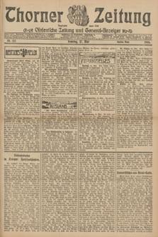 Thorner Zeitung : Ostdeutsche Zeitung und General-Anzeiger. 1906, Nr. 122 (27 Mai) - Zweites Blatt