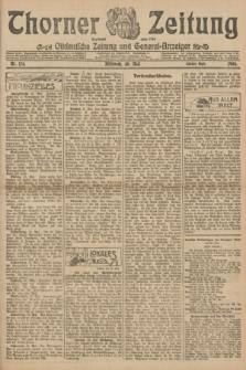 Thorner Zeitung : Ostdeutsche Zeitung und General-Anzeiger. 1906, Nr. 124 (30 Mai) - Zweites Blatt