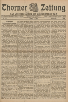 Thorner Zeitung : Ostdeutsche Zeitung und General-Anzeiger. 1906, Nr. 126 (1 Juni) - Zweites Blatt
