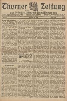 Thorner Zeitung : Ostdeutsche Zeitung und General-Anzeiger. 1906, Nr. 128 (3 Juni) - Zweites Blatt