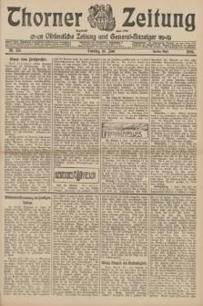 Thorner Zeitung : Ostdeutsche Zeitung und General-Anzeiger. 1906, Nr. 133 (10 Juni) - Zweites Blatt