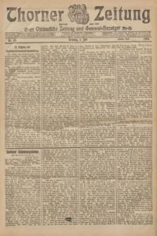 Thorner Zeitung : Ostdeutsche Zeitung und General-Anzeiger. 1906, Nr. 151 (1 Juli) - Zweites Blatt