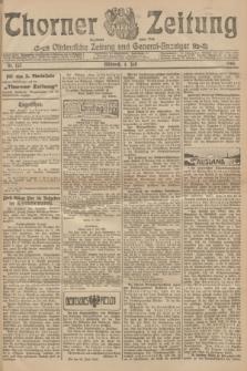 Thorner Zeitung : Ostdeutsche Zeitung und General-Anzeiger. 1906, Nr. 153 (4 Juli) + dod.
