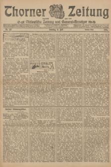 Thorner Zeitung : Ostdeutsche Zeitung und General-Anzeiger. 1906, Nr. 157 (8 Juli) - Zweites Blatt