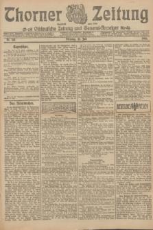 Thorner Zeitung : Ostdeutsche Zeitung und General-Anzeiger. 1906, Nr. 158 (10 Juli) + dod.