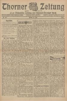 Thorner Zeitung : Ostdeutsche Zeitung und General-Anzeiger. 1906, Nr. 161 (13 Juli) + dod.