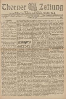 Thorner Zeitung : Ostdeutsche Zeitung und General-Anzeiger. 1906, Nr. 162 (14 Juli) + dod.