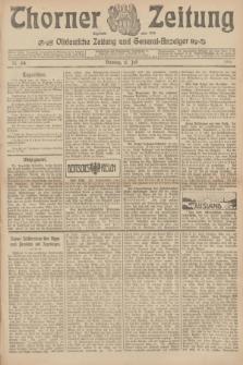 Thorner Zeitung : Ostdeutsche Zeitung und General-Anzeiger. 1906, Nr. 164 (17 Juli) + dod.