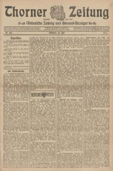 Thorner Zeitung : Ostdeutsche Zeitung und General-Anzeiger. 1906, Nr. 165 (18 Juli) + dod.