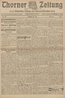 Thorner Zeitung : Ostdeutsche Zeitung und General-Anzeiger. 1906, Nr. 175 (29 Juli) - Zweites Blatt