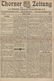 Thorner Zeitung : Ostdeutsche Zeitung und General-Anzeiger. 1906, Nr. 203 (31 August) + dod.