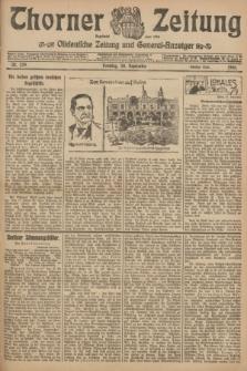 Thorner Zeitung : Ostdeutsche Zeitung und General-Anzeiger. 1906, Nr. 229 (30 September) - Zweites Blatt