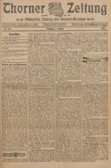 Thorner Zeitung : Ostdeutsche Zeitung und General-Anzeiger. 1906, Nr. 230 (2 Oktober) + dod.