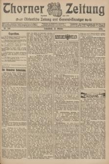 Thorner Zeitung : Ostdeutsche Zeitung und General-Anzeiger. 1906, Nr. 240 (13 Oktober) + dod.