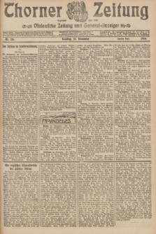 Thorner Zeitung : Ostdeutsche Zeitung und General-Anzeiger. 1906, Nr. 276 (25 November) - Zweites Blatt