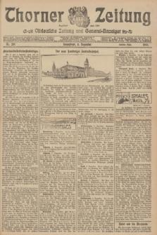 Thorner Zeitung : Ostdeutsche Zeitung und General-Anzeiger. 1906, Nr. 287 (8 Dezember) - Zweites Blatt